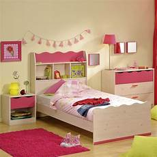 kinderbett m 196 dchenbett bett 90x200 mit regal in kiefer