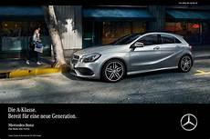 Neu A Klasse Facelift Start Der Kagne Die Mercedes A