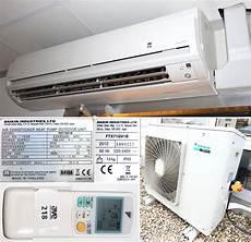 climatiseur à eau perdue climatisation reversible de marque daikin modele ftx71gv1b