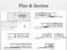 farnsworth house plan farnsworth house interior google zoeken plattegrond huis