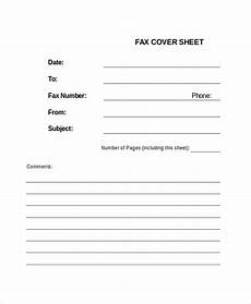 fax sheet template 3 free word documents download free premium templates