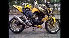 Variasi Motor Yamaha by Modifikasi Yamaha Byson Terbaru