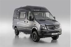 vito und sprinter als allrad reisemobil und cingbus