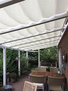 Dach Für Terrasse - so l 228 sst es sich auf der terrasse aushalten beiger
