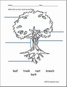 worksheet esl vocabulary tree abcteach