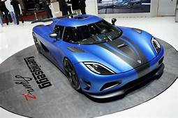 Koenigsegg 2013 Agera R New Fastest Car In The World