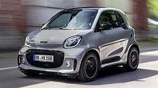2020 smart eq fortwo eq forfour revealed with cosmetic