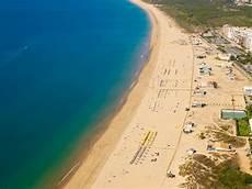 turismo do algarve 1001 praias praia de monte gordo