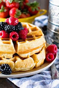 homemade waffles s eats treats