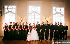 modern black and wedding shaleena and brandon a