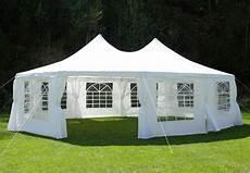 Zelt Pavillon Kaufen - premium partyzelt pavillon zelt festzelt 9x6 5x3 3m neu ebay