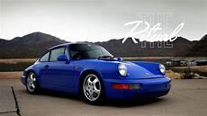 1992 Porsche 964 Rs Rituals Of Rennsport