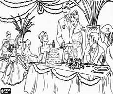 Malvorlagen Jahreszeiten Kostenlos Nd Ausmalbilder Braut Nd Br 228 Utigam Und Hochzeitstorte Zum