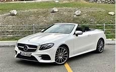 Mercedes Benz Classe E Cabriolet Mercedes Classe E Cabriolet 2018 Difficile De