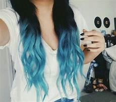 coloration cheveux bleu cheveux 224 pointe bleu to dye or not to dye en 2019