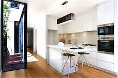 cuisine ouverte sans bar 33 smart solutions for small contemporary kitchens