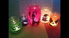 decorare vasi di vetro tutorial lanterne di riciclando i barattoli