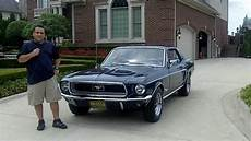 1968 mustang coupe classic muscle car for sale in mi