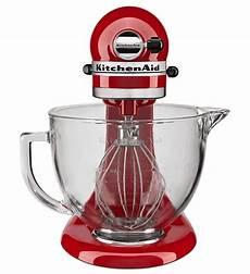 Mixer Glass Bowl by Kitchenaid 174 5 Quart Tilt Stand Mixer With Glass Bowl