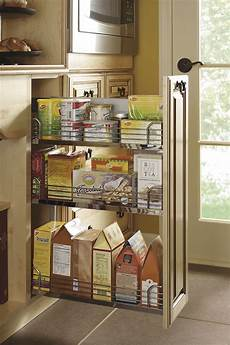Kitchen Cabinet Interiors Base Pantry Pullout Cabinet Kitchen Craft Cabinetry