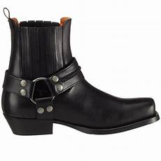 dockers by gerli biker western boots stiefelette stiefel
