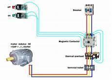 foto pengkoneksian penyambungan rangkaian kontaktor ii ryo elektro