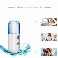 Nano Mister Vaporizer Rechargeable Portable by Nano Mister Humidifier Usb Rechargeable Portable Cooling