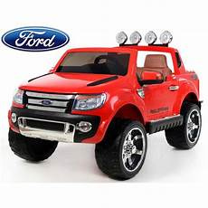 voiture electrique 12v 2 places ford voiture 233 lectrique enfant 4x4 ranger 12v 2