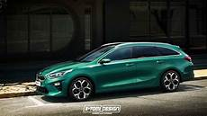 2018 Kia Ceed Gets Wagon And Fastback Conversions