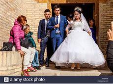 Muslim Wedding Bride And Groom Stock Photos & Muslim
