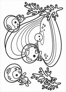 ausmalbilder ausmalbilder die oktonauten zum ausdrucken