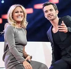 Helene Fischer Und Florian Silbereisens K 252 Sse Im Tv Welt