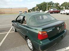 all car manuals free 2002 volkswagen cabriolet interior lighting sell used 2002 volkswagen cabrio glx convertible no reserve 59 000 miles loaded rare find in