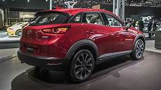 mazda cx 3 compact crossover updated for 2019 autoblog