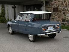 1964 Citroen Ami 6 Information And Photos Momentcar
