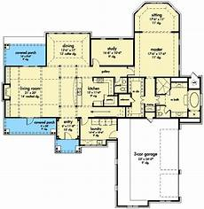 exclusive 3 bed house plan with game room 3 bed house plan with upstairs game room 24618gk