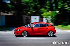 Test Drive Opel Astra 2017