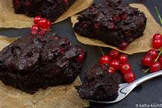 Brownies Ohne Ei - schokoladige johannisbeer brownies ohne ei katha