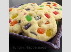 holiday gumdrop cookies_image
