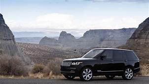 2013 Land Rover Range Autobiography Edition Black