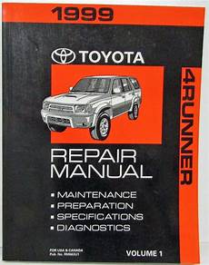 how to download repair manuals 1993 toyota 4runner navigation system 1999 toyota 4runner service manual pdf