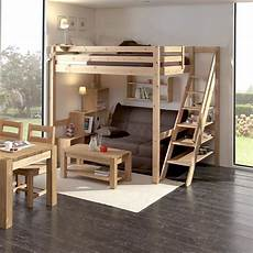lit mezzanine 2 places escalier d occasion