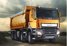 Daf Lance Ses Nouveaux Camions De Chantier L Argus
