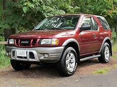auto air conditioning service 2002 isuzu rodeo sport instrument cluster buy used 2002 isuzu rodeo sport 4x4 in staten island new york united states for us 16 800 00