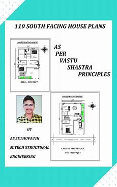 south face house plan per vastu smashwords 110 south facing house plans as per vastu