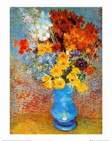 i fiori di gogh vase of flowers c 1887 posters by vincent gogh at