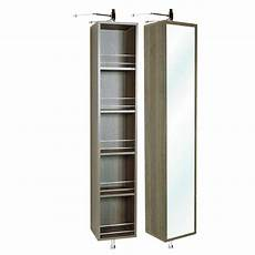 Rotating Bathroom Cabinet