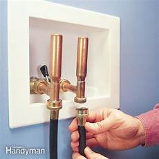 Bathroom Pipes Knocking by Stop Banging Water Pipes The Family Handyman