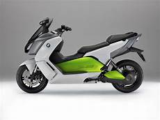 bmw unveils c evolution electric scooter prototype