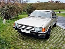 Ford Granada 2 8i V6 Ghia Model Year 1983